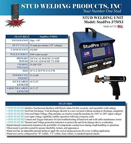 StudPro 3750XI StudWelder Capacitor Discharge product