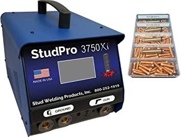 StudPro 3750XI StudWelder Capacitor Discharge