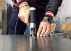 stud welder how to